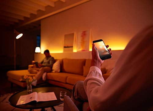 Philips Hue White & Color Ambiance GU10 LED Lampe - 5