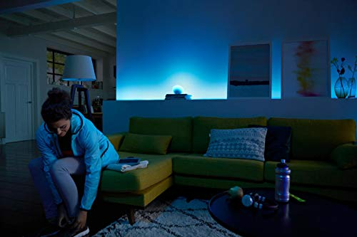 Philips Hue White & Color Ambiance GU10 LED Lampe - 8