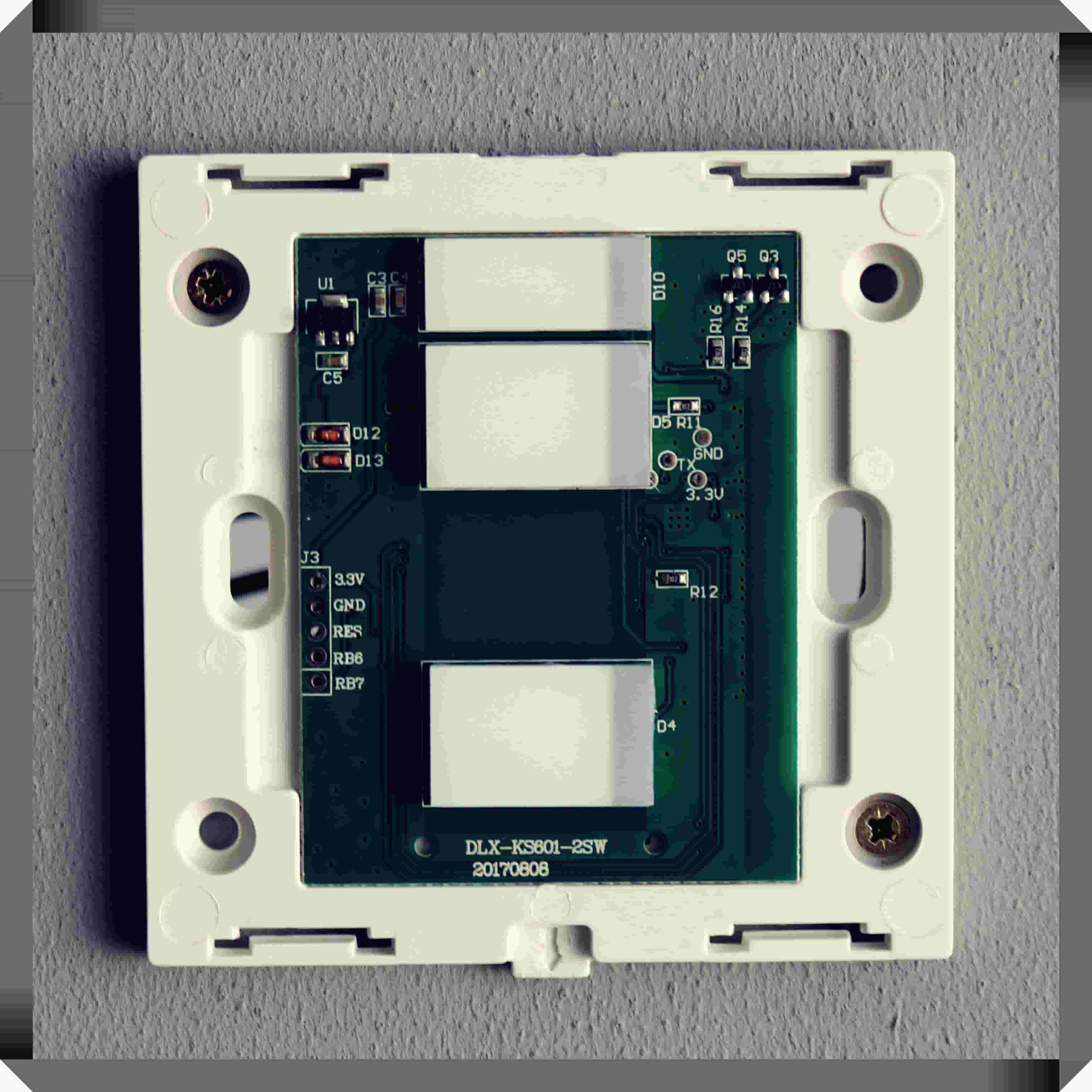 Wlan Lichtschalter Installieren Wlan Lichtschalter Einbauen