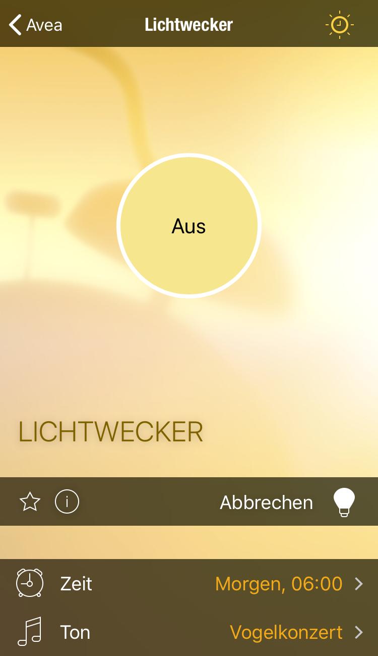 Elgato Avea Lichtwecker