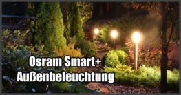 Osram Smart+ Outdoorbeleuchtung
