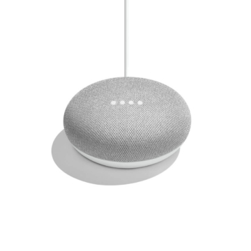 Google Home Mini - Rock Candy