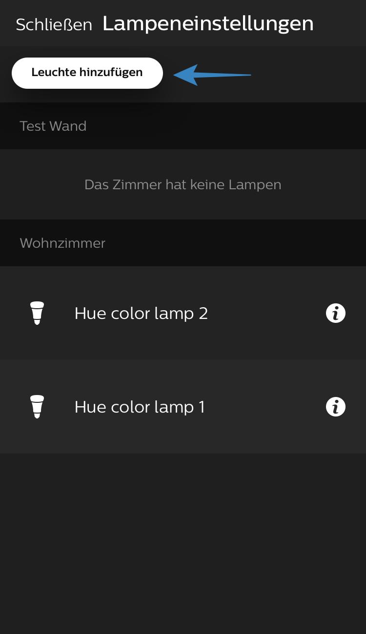 Osram SMART+ Plug mit Philips Hue verbinden