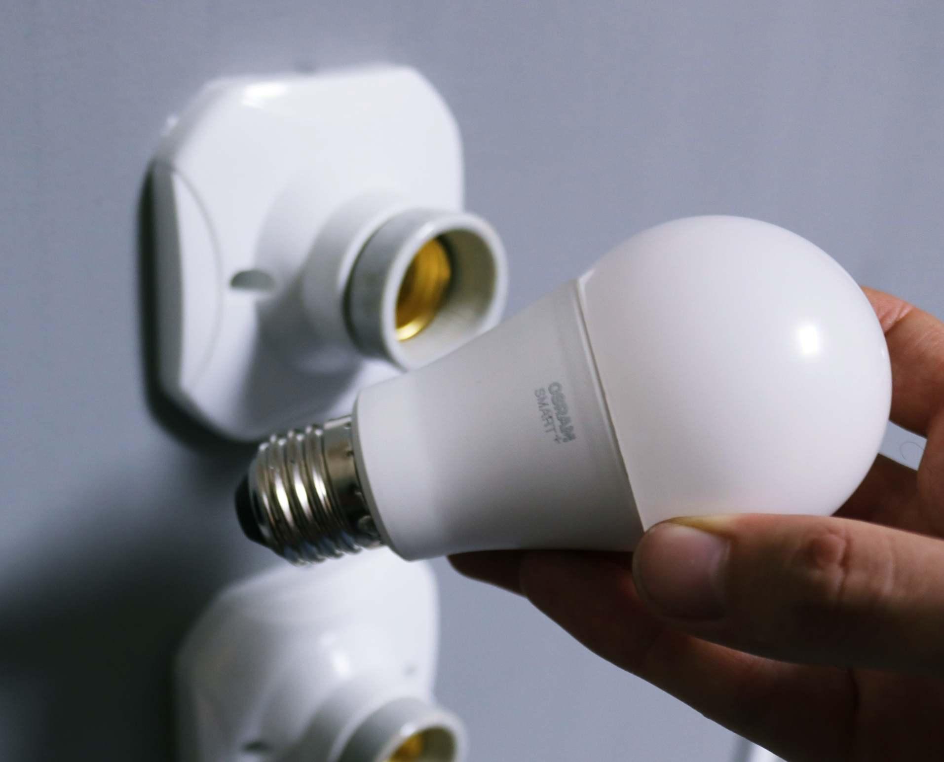 osram smart+ lampen mit philips hue verbinden