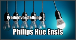 Philips Hue Ensis - Blog
