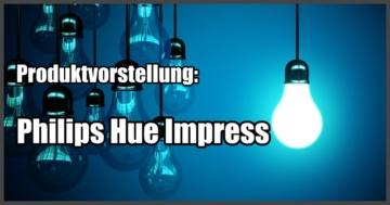 Philips Hue Impress